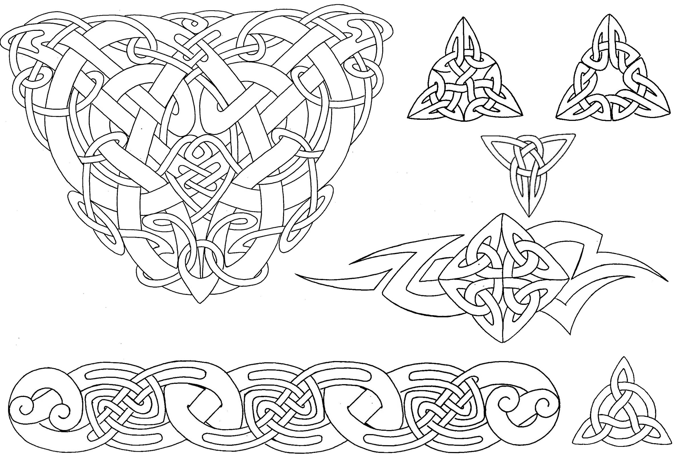 Celtic Tattoo Art