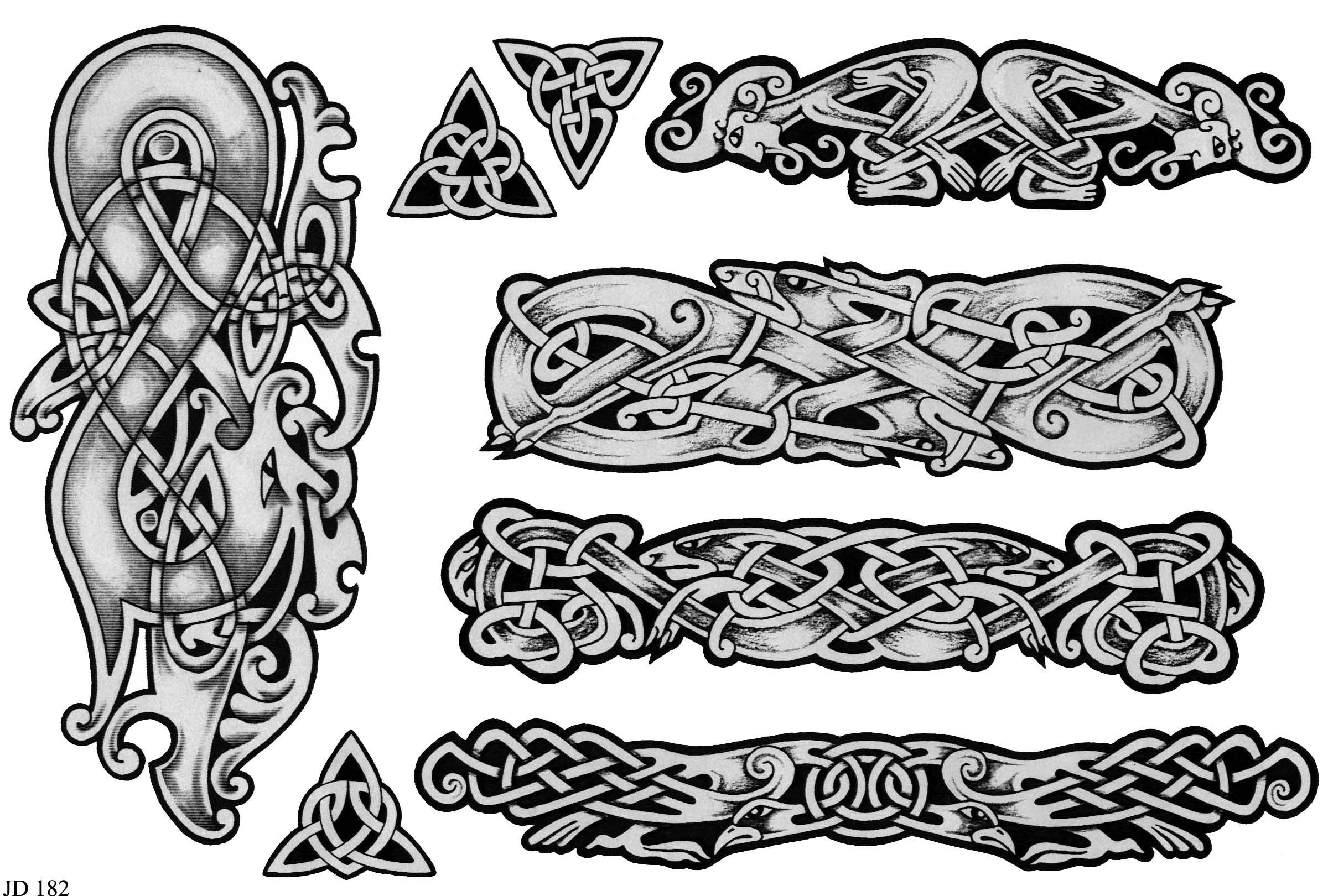 Celtic Knots Tattoo Designs