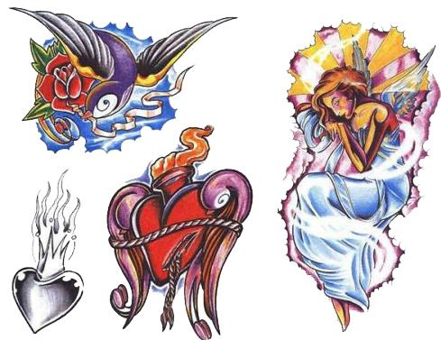 Angel tattoo designs 18 | Angel tattoo designs | Home | Tattoo Designs