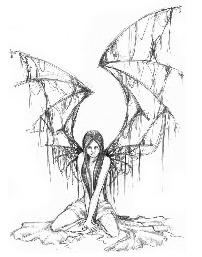 Send ecard angel tattoo designs 27