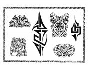 Celtic Tattoo Designs 0564