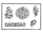 Celtic Tattoo Designs 0574