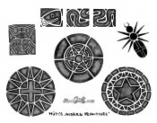 Celtic Tattoo Designs Mutos Free Sheet01