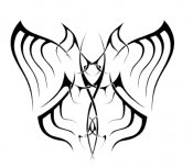 Angel tattoo designs 23