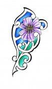 Flower Tattoo Designs 6