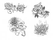 Flower Tattoo Designs 83